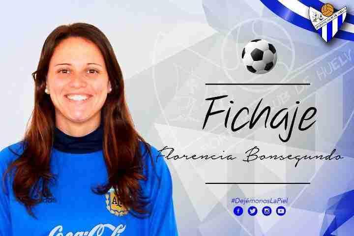 Florencia Bonsegundo Argentina