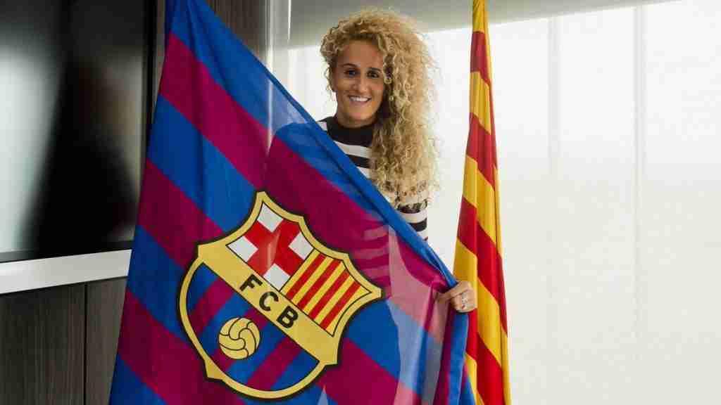 Kheira Hamraoui fichaje Barcelona