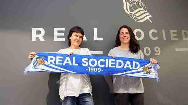Oihana Aldai Real Sociedad