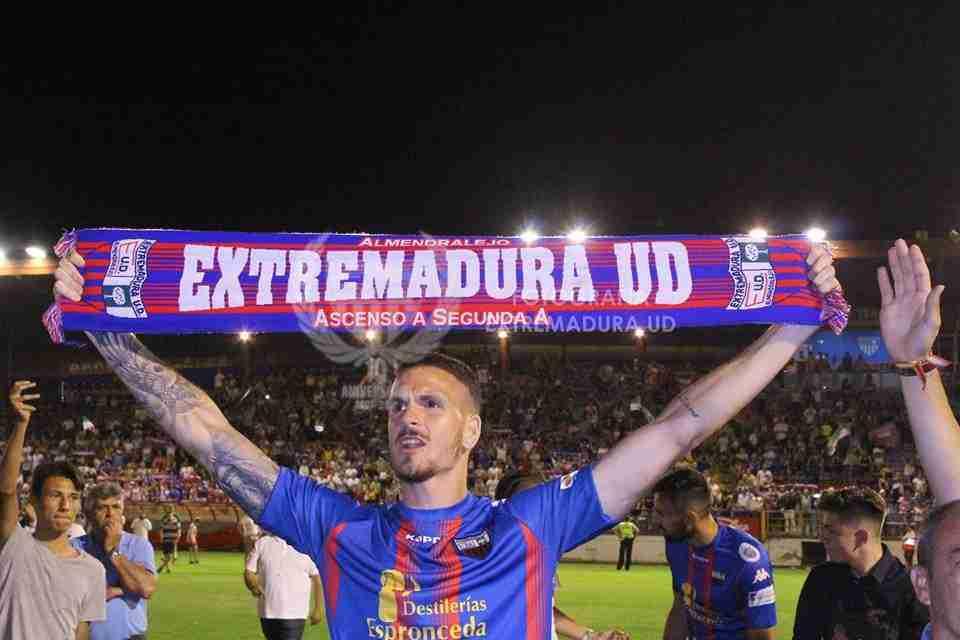 Pardo Extremadura