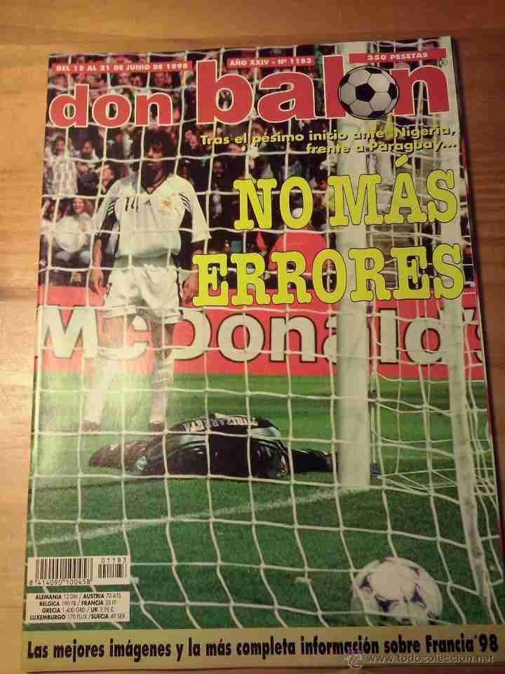 Revista Don Balón