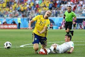Penalti Suecia Corea del Sur