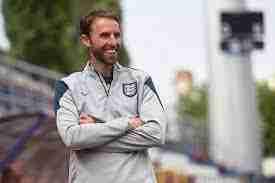 Southgate seleccionador inglés