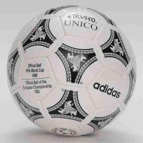 Balón Etrusco Oficial del Mundial de Italia 90