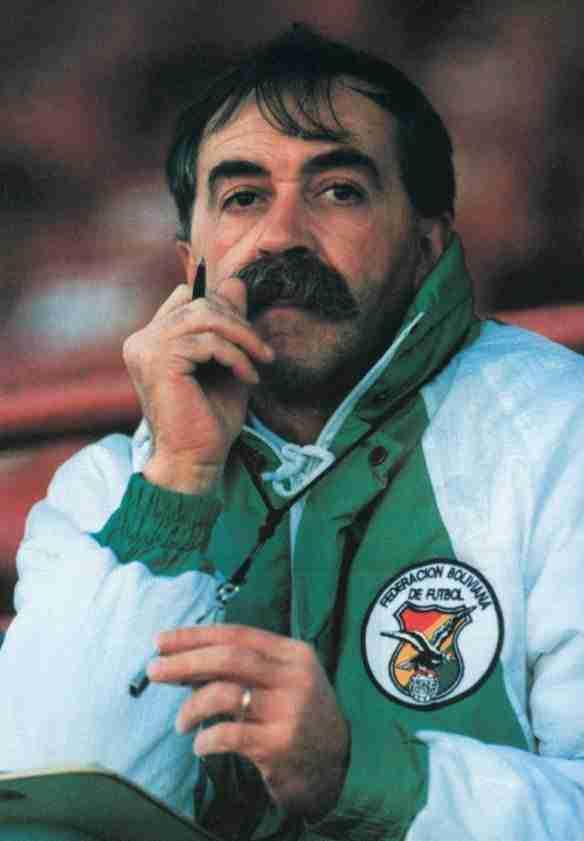 Xavier Azkargorta Bolivia