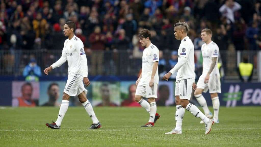 Madrid pierde Moscú