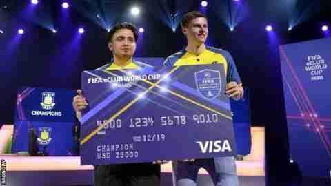 FIFA eClub World Cup eSports
