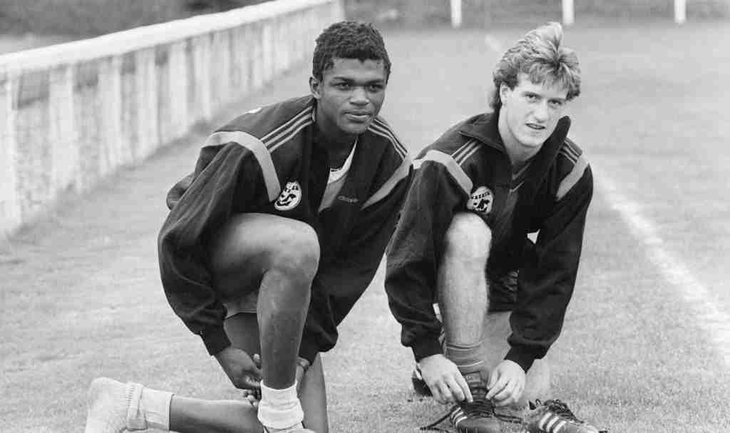 Deschamps y Desailly