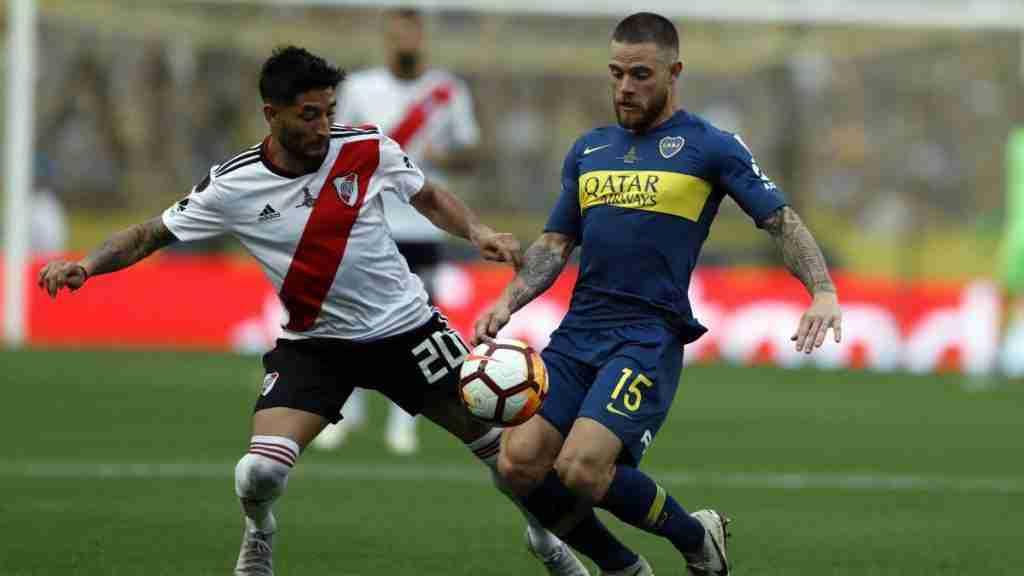 Boca River Libertadores