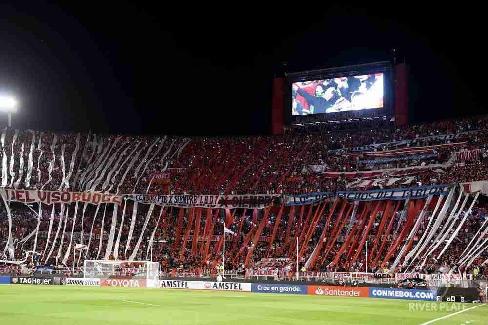 Afición River Plate