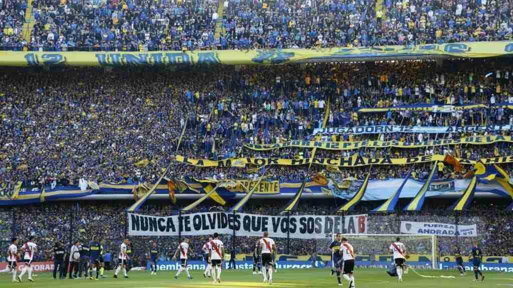 Afición Boca Juniors