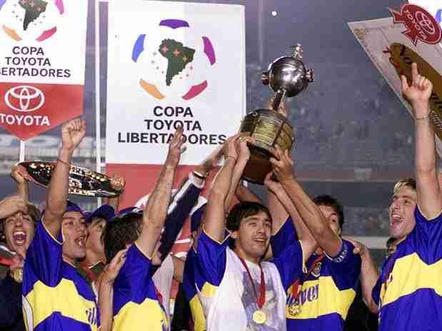 Boca Juniors Copa Libertadores 2000