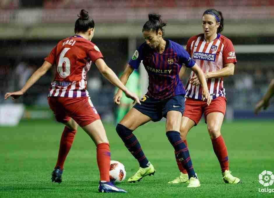 Barça y Atlético, el clásico de la Liga