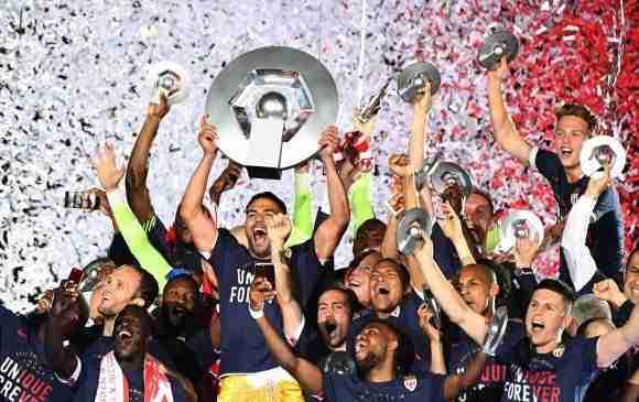 Radamel Falcao campeón Ligue 1