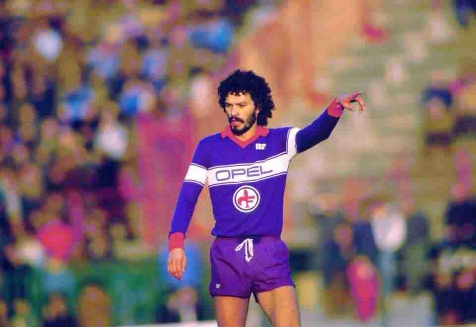 Socrátes con la Fiorentina