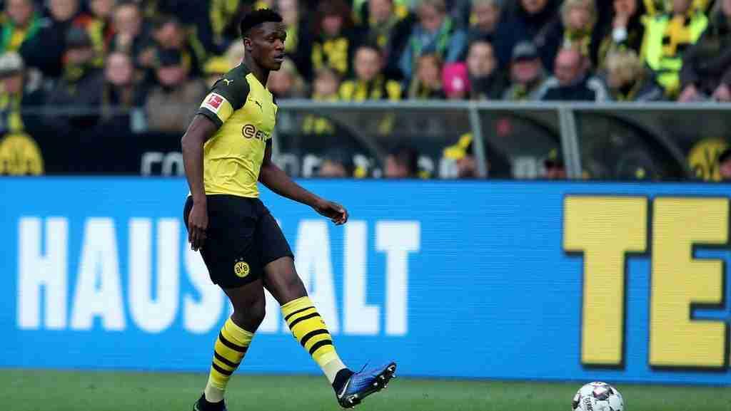 Dan Axel Zagadou Dortmund
