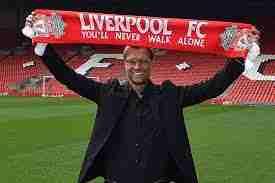Presentación Klopp Liverpool.