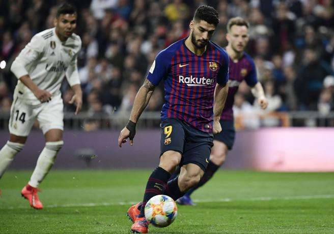 Penalti Panenka Suárez Madrid Barcelona