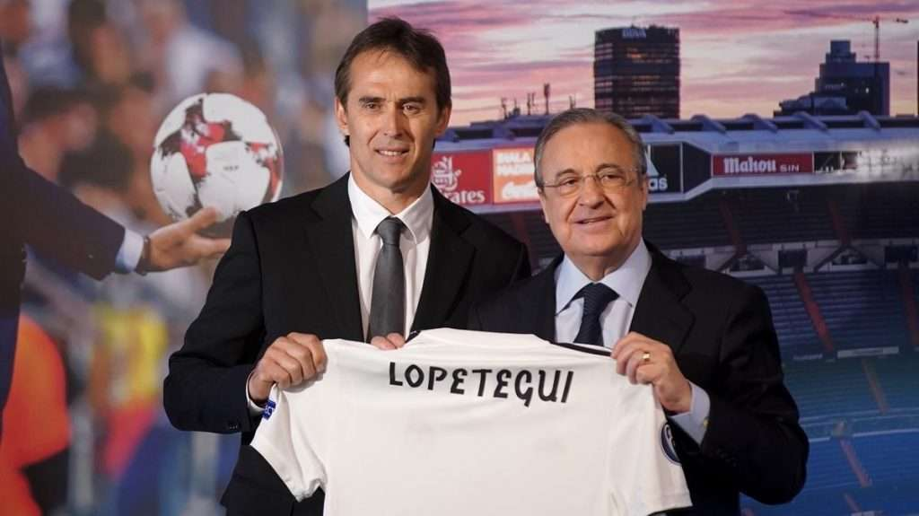 Presentación Lopetegui Real Madrid