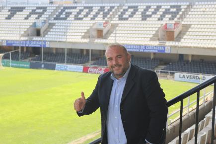 Manuel Sánchez Breis FC Cartagena