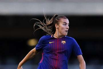 Patri Guijarro FC Barcelona
