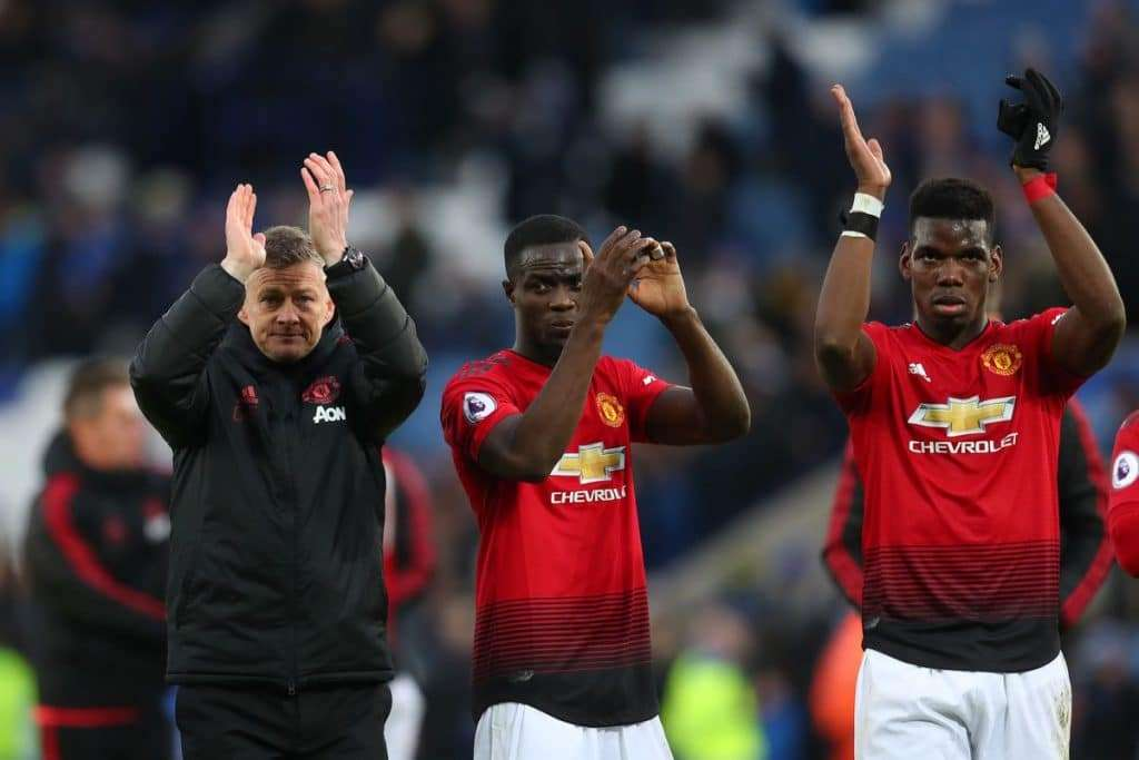 Jugadores Manchester United agradecen afición