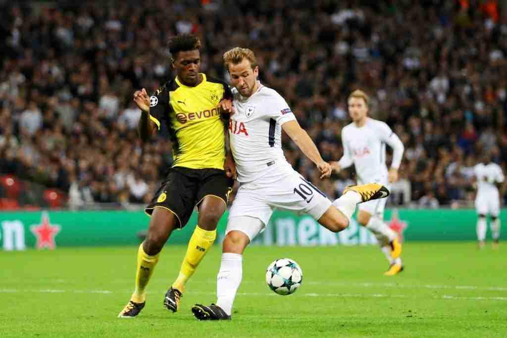 Borussia Dortmund Tottenham Hotspur