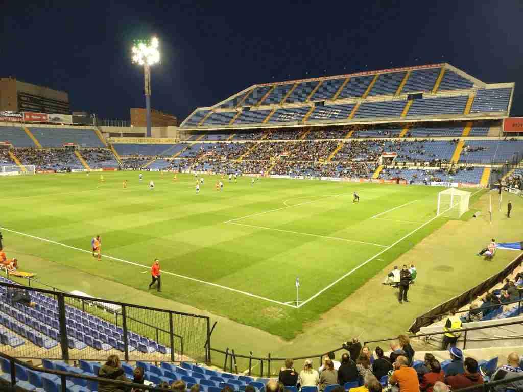 Estadio Rico Pérez Hércules