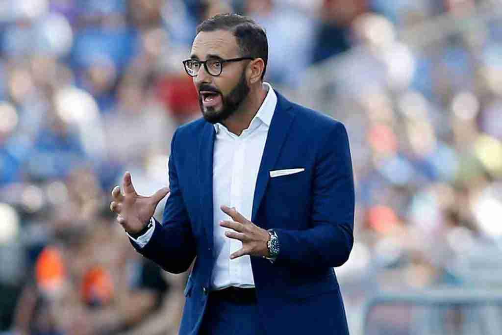 Pepe Bordalás, entrenador del Getafe