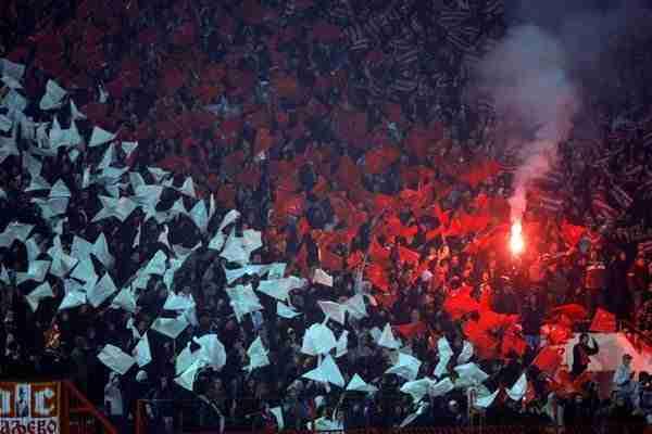 Partizan Estrella Roja