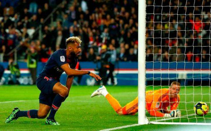 Guingamp celebra gol