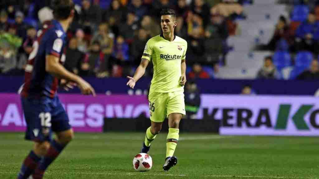 Alineación indebida del FC Barcelona en la Copa del Rey frente al Levante