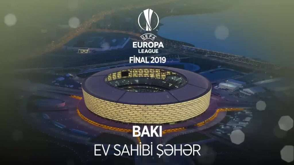 Final Europa League Bakú Azerbaiyán