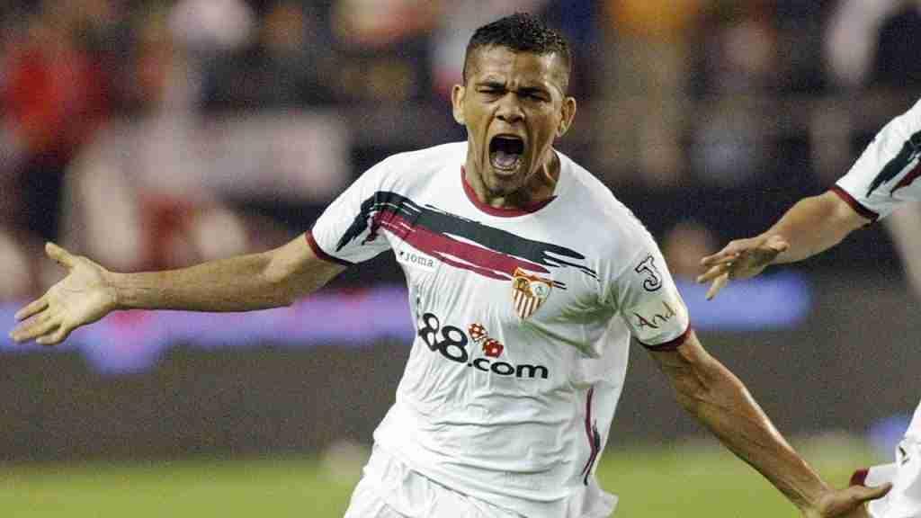 Daniel Alves Sevilla FC