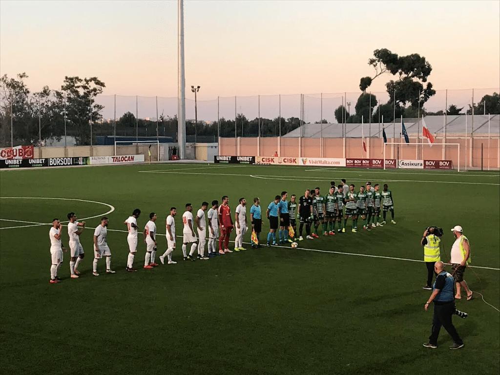 Fútbol en Malta