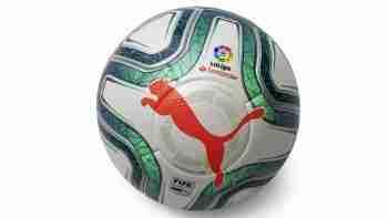 El nuevo balón Puma oficial de La Liga 2019 2020