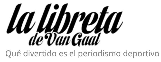 La libreta de Van Gaal Logo
