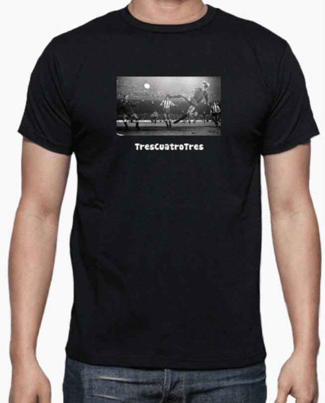 Camiseta de Johan Cruyff TresCuatroTres