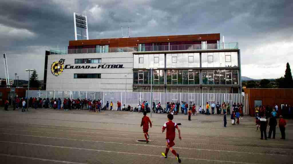 Ciudad del Fútbol de la Real Federación Española de Fútbol