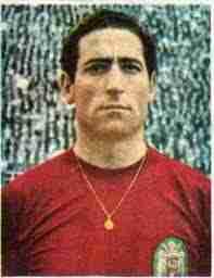 Paco Gento España