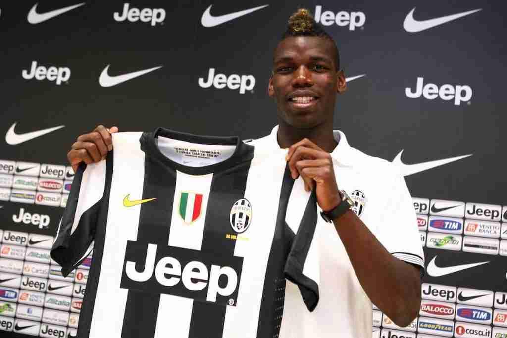 Presentación Paul Pogba Juventus Turín