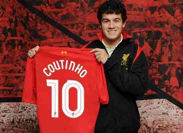 Presentación Philippe Coutinho Liverpool