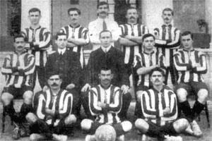 Floriana F.C. en 1910