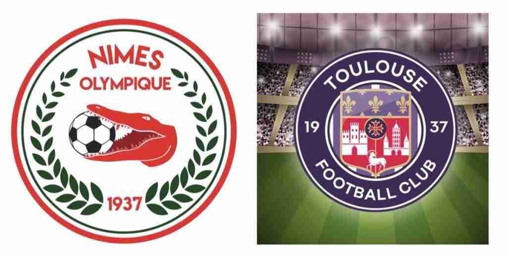 Escudos Nimes y Toulouse
