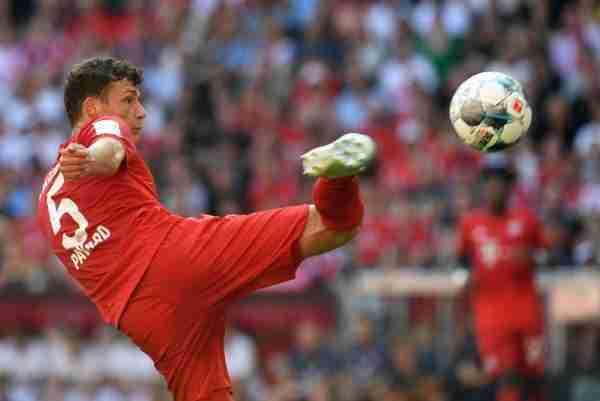 Pavard Bayern Munich