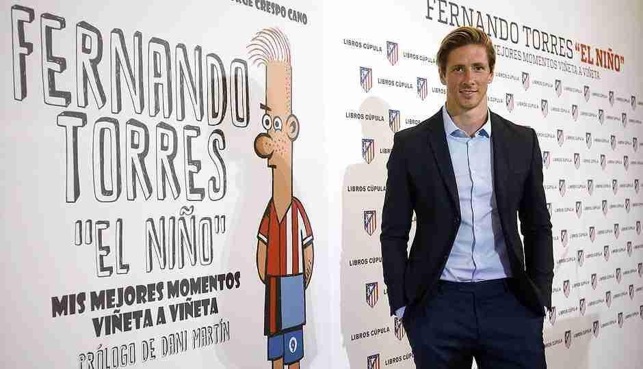 Presentación biografía Fernando Torres