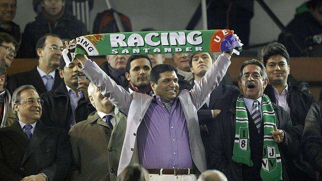 Ali Sayed Racing de Santander