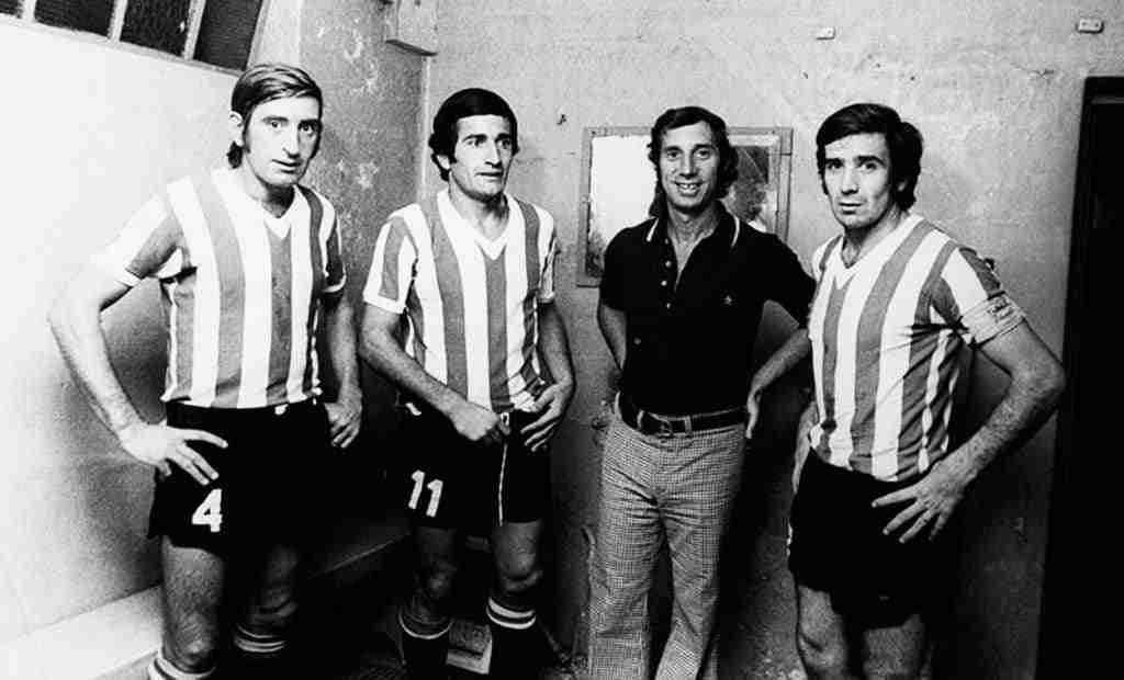 Bilardo con Togneri, Verón y Pachamé