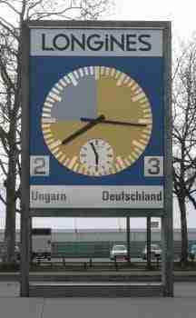Marcador estadio Berna Hungría Alemania