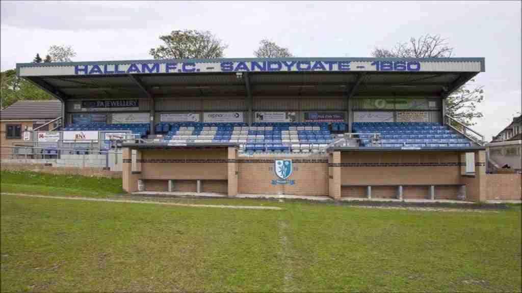Sandygate Road Crosspool, estadio del Hallam F.C.